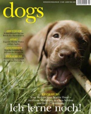 """Zeitschrift """"dogs"""" im Jahresabo für 33,00€ mit 25,00€ Amazon- oder BestChoice Gutschein"""