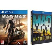 Mad Max (PS4 & XboxOne) + Mad Max Anthology Collection [Blu-Ray] inkl. Vsk für 57,21€ [amazon.it]