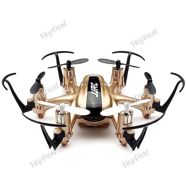 JJRC H20 Nano HEXACOPTER 2.4G 4CH 6Axis Headless Mode LED Beleuchtung VERSAND aus DE oder 16,99€ CN @tinydeal