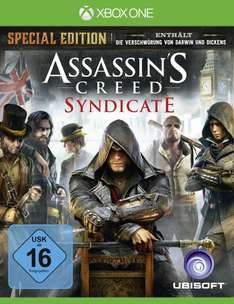 Assassins Creed Syndicate Xbox One und PS4 für 51,99€ bei Amazon.de