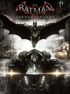 BATMAN: ARKHAM KNIGHT - STEAM - 9,49 mit Coupon-Code