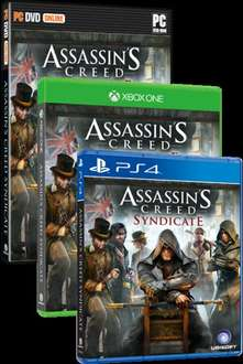 Assassins Creed Syndicate PS4&Xbox One