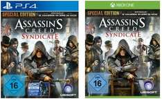 [Saturn.de] Assassin's Creed Syndicate (Special Edition)[PS4 und XboxOne] ab 46,99€ je Spiel