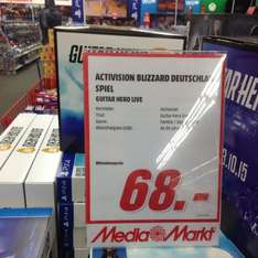 [MediaMarkt Neuss] Guitar Hero Live