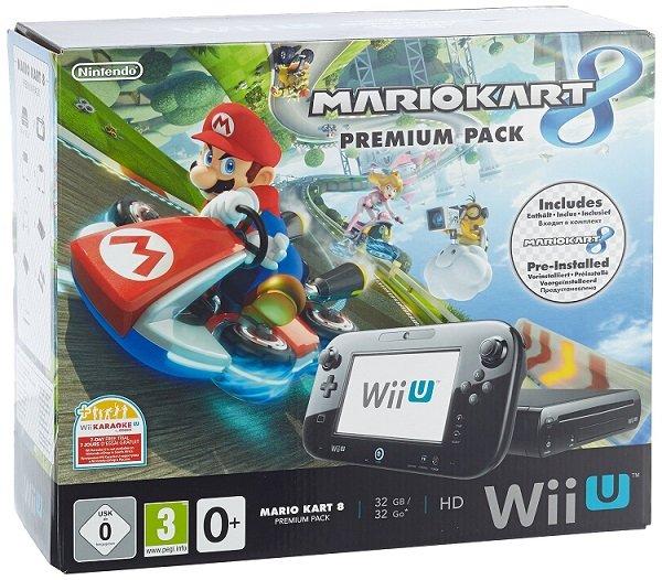 Wii U Premium Mario Kart 8 Pack @ Amazon mit Prime