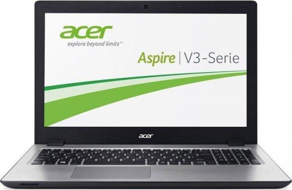 [NBB] Acer Aspire V3-574G 2015 (15,6'' FHD IPS, Intel i5-5200U, Nvidia 940M mit 2GB, 4GB RAM, 500GB HDD, DVD-Brenner, WLAN ac + Gbit LAN, beleuchtete Tastatur, Linux) für 599€