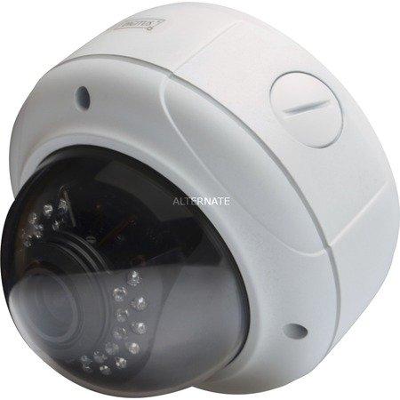 Digitus DN-16043 Tag/Nacht Außen Kuppel Überwachungkamera mit Unterstützung für iOS/Android-Geräte (2 Megapixel, 1600 x 1200 Pixel, UXGA, 2GB interner Speicher) für 160€ @ ebay (MediaMarkt)