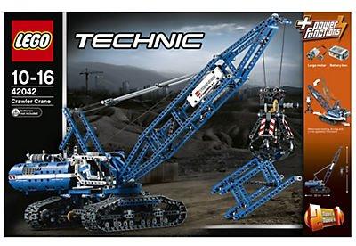 LEGO Seilbagger 42042 LEGO Technic (Quelle Online)