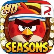 (Android & iOS) Angry Birds Seasons HD gratis