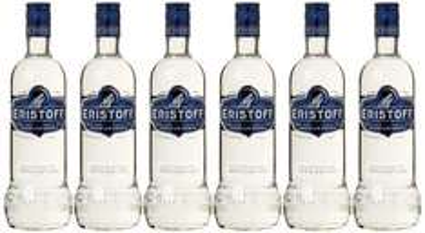 [Amazon.de-Prime] Eristoff Wodka (6 x 0.7 l)