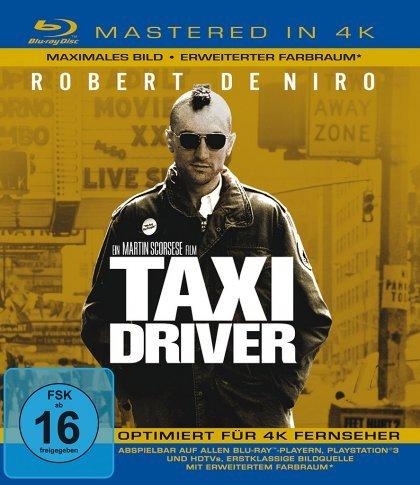 Taxi Driver - 4K Mastered (Blu-ray) @ Media_Dealer.de