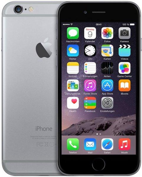 [eBay Wow] Apple iPhone 6 16 GB NEU für 519,99 Euro +7,5% Rabatt über Payback möglich