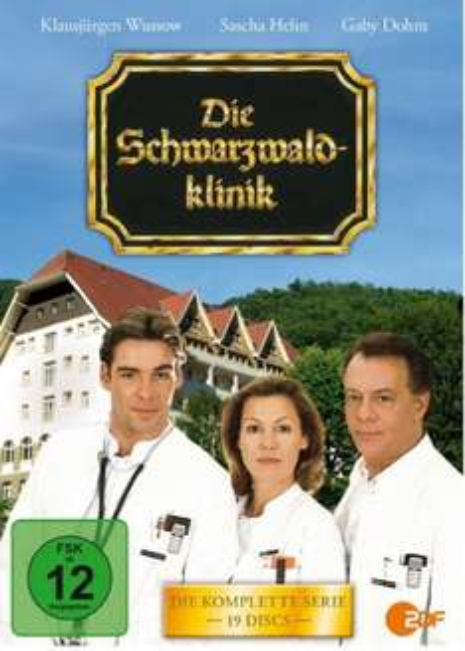 Die Schwarzwaldklinik  -  Komplettbox DVD 41% günsiger als UVP  - versandkostenfrei