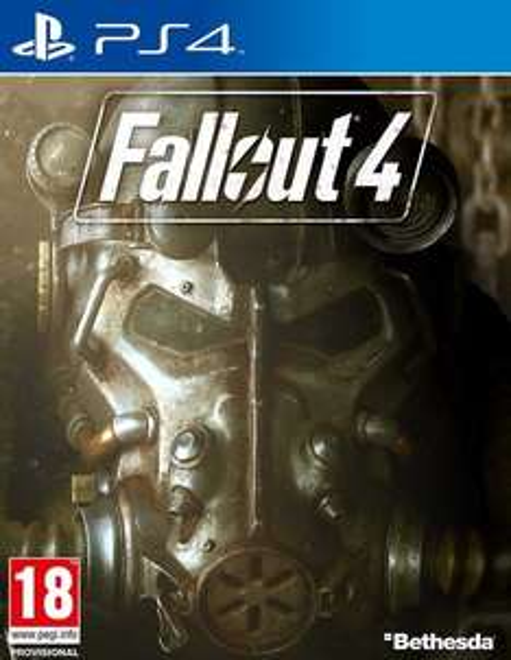Fallout 4 [PS4, Xbox, PC] 50% Rabatt 36,49€ bzw 26,99€ [OTTO.de] + Gratis Button Set