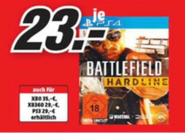 MM Battlefield Hardline (Ps4) 23€ Lokal Linker Niederrhein