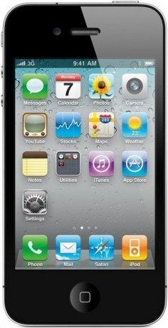 """[Rakuten """"Hot Deals""""] - Apple iPhone 4 8GB Smartphone schwarz"""