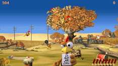 [Steam]Moorhuhn (Crazy Chicken) für 49Cent @greenmangaming
