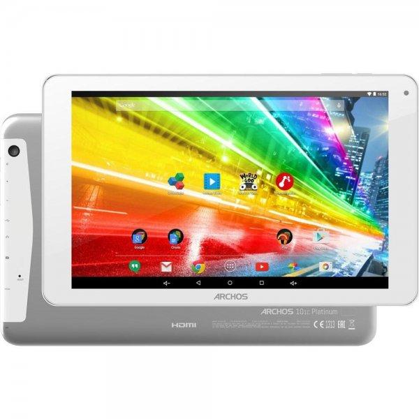 [Conrad] Archos 101c Platinum Android-Tablet 25.7 cm (10.1 Zoll) 16 GB WiFi Weiß 1.3 GHz Quad Core Android™ 5.0 Lollipop 1280 x 8 -- Nur bis 24.00 Uhr --