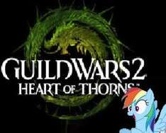 Guild Wars 2 - Heart of Thorns (Pet Key Giveaway / AlienwareArena.com)
