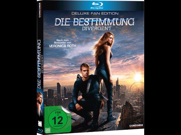 [Saturn/Amazon] Die Bestimmung - Divergent - (Blu-ray) für 6,99 VSK Frei - Update: Preis nur noch be Amazon