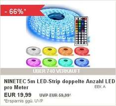 «ebay» NINETEC Flash60 * 5m LED Band * 60 LED´s pro Meter *-*-*-*-*