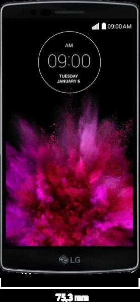 LG G Flex 2 Platinum Silver @notebooksbilliger (mit Finanzierung)