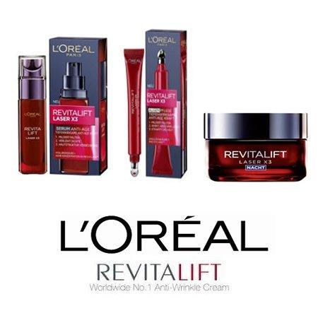 L'Oréal Paris Revitalift Pflegeset 2-teilig