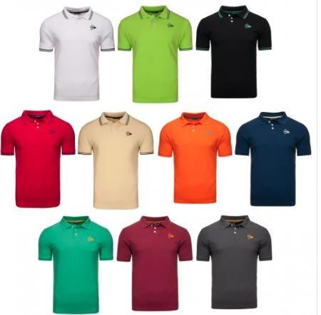 [Outlet46] Dunlop Poloshirt in  8 Ausführungen für 5,99€ statt 11,46€ inkl. VSK