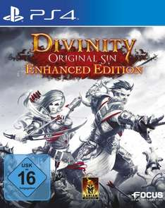 (Amazon.de) Divinity Original Sin: Enhanced Edition (One/PS4) für 41 EUR inkl. VSK
