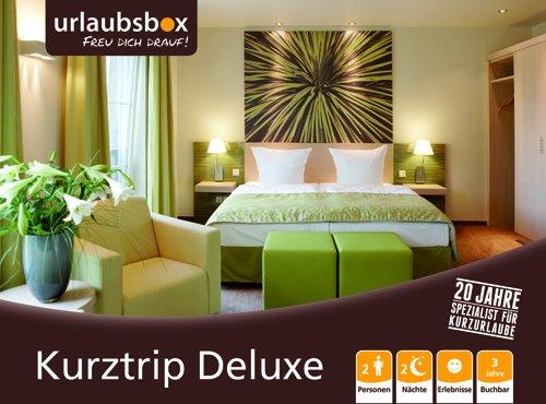 [Netto MD+Deutschl.card+Urlaubsbox] 2 Übernachtungen für 2 Personen + evtl. kostenloses Extra für nur 6,98€ (+ Kosten für Frühstück & Abendessen (ca. 120€))!