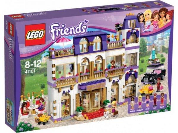 Lego Friends – Heartlake großes Hotel (41101) für 99,99 €