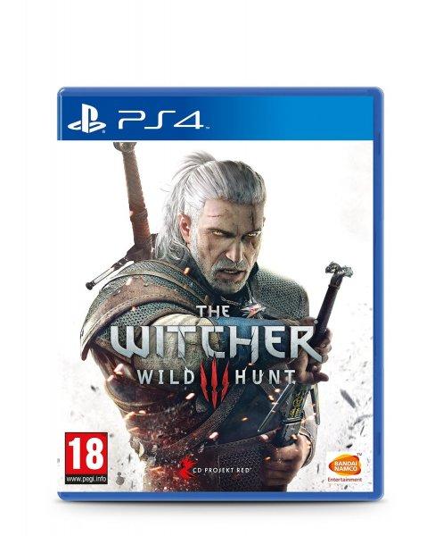 Witcher 3 PS4/XBOX One @amazon.co.uk