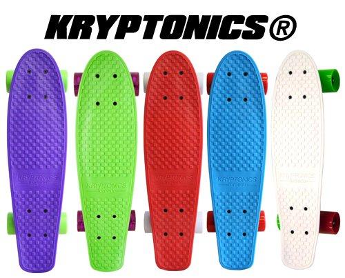 Kryptonics Torpedo Cruiser Skateboard (PennyBoard)@sportsdirect.com