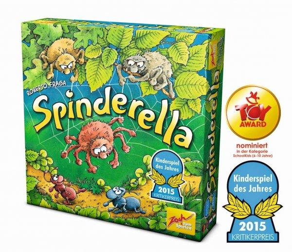 Spinderella - Kinderspiel des Jahres für 16,79 @Müller