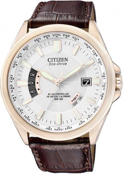 [diemer.de] Citizen Eco-Drive CB0010-02E oder CB0013-04A Herrenuhr mit Funk/Solar & Saphirglas für je 194,45€ incl.Versand!