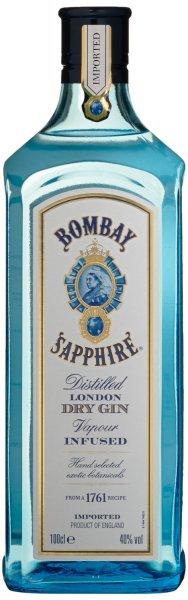 [Sammeldeal] Delinero auf Amazon.de hat Spirituosen reduziert und keine Versandkosten z.B. 1 Liter Bombay Sapphire London Dry Gin 21,99 € statt 25,80