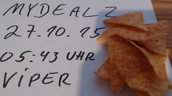 [Kaufland] Tortilla Chips 300g versch. Sorten für 0,66 bis 31.10