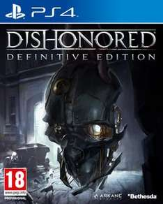 [Game.co.uk] Dishonored - Definitive Edition (PS4 + XBO) für 22,83€ (Disc-Version)