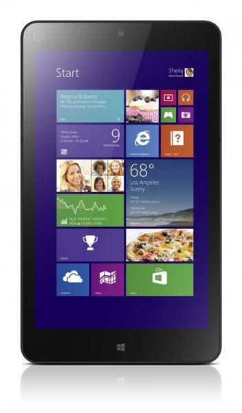 "Lenovo ThinkPad 8 für 247,65€@ Amazon - 8"" FullHD, LTE, Z3795, 64GB, 4GB Ram"