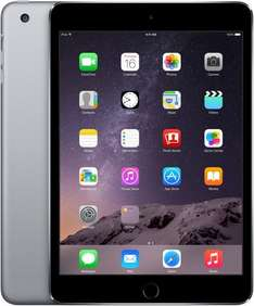 [Rakuten] Apple iPad mini 3 16GB Wifi Spacegray ab 264€ + 41,85€ in Superpunkten
