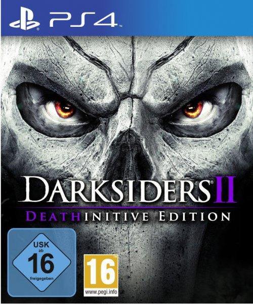 Müller: Darksiders II - Deathinitive Edition für die PS4 für 19,99 Euro