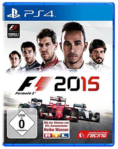 PSN Playstation Store Ps4 F1 2015 für 34,99  Angebot der Woche, ab morgen gültig  (VGL: 55 Euro)