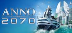 [Steam] Midweek Madness Anno 2070™, 50% Off