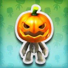[PSN PS3/PS4/PS Vita] LittleBigPlanet - Halloween-Maske