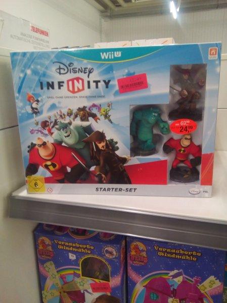 Disney Infinity Starterset Wii U