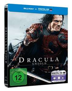 (media-dealer.de) Dracula Untold Steelbook für 11€ + 1,99€ VSK