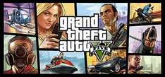 GTA V PC auf Steam + $500k ingame money
