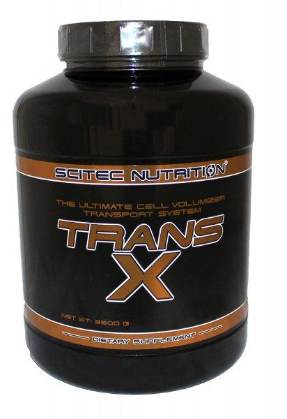 [Amazon.de-Prime-Sparabo] Scitec Nutrition Trans-X, Orange, 3500 g ab 7.91€