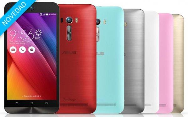 "Asus ZenFone 2 Selfie Dual-LTE SIM (5,5"" Full HD IPS Gorilla Glas4, Snapdragon 615 Octacore, 3GB RAM, 32GB intern, + microSD 128GB, 2× 13Mp Cam, 2× Dual Blitz, 3000 mAh, And. 5 - ZD551KL) ab 276€  Bestpreis [amazon.fr]"