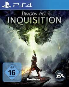 [Digitalo] Dragon Age - Inquisition (PS4) für 19,29€